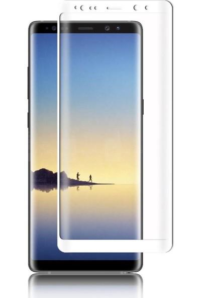 Bufalo Samsung Note 8 (N950) Kavisli 4D Cam Ekran Koruyucu