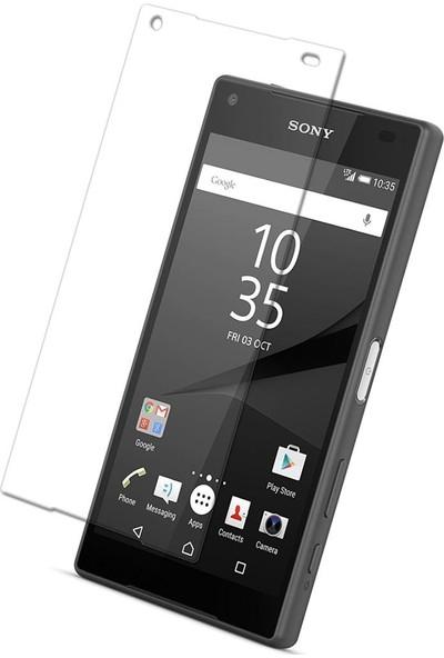 Bufalo Sony Xperia Z5 Compact Cam Ekran Koruyucu