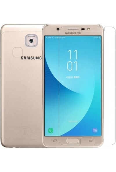 Notech Samsung J7 Max (G615) Cam Ekran Koruyucu