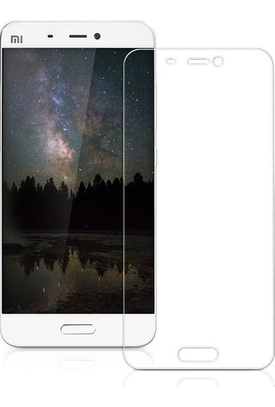 Notech Xiaomi Mi 5S Plus Cam Ekran Koruyucu