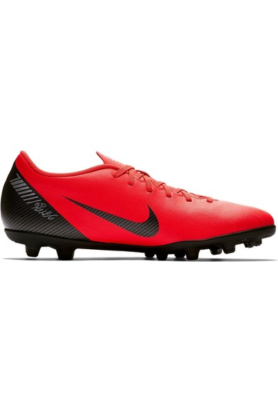 Nike Aj3723-600 Vapor 12 Club Cr7 Suniçim Futbol Krampon Ayakkabı
