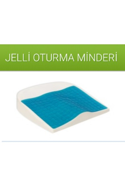 Softlife Jelli Oturma Minderi. Visco Foam Jel Minder