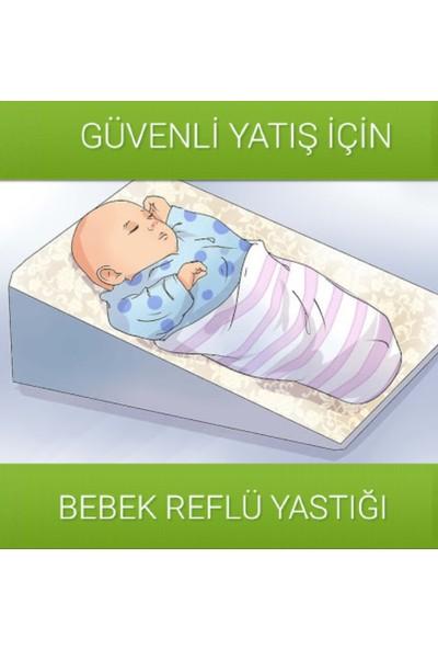 Softlife Bebek Reflü Yastığı. Bebek Güvenli Yatış Yastığı