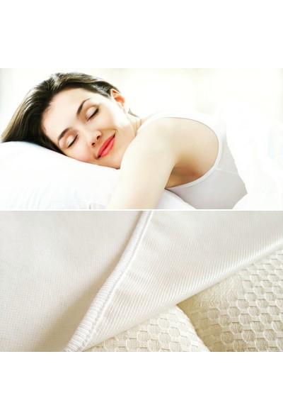 Alezya Tek Kişilik Sıvı Geçirmez Yatak Koruyucu 90X190