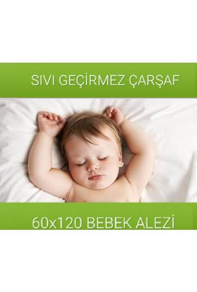 Alezya Bebek Yatak Korucuyucu Alez 60X120 Cm