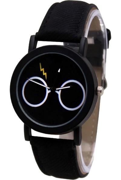 Modaroma Harry Potter - Glass Unisex Kol Saati
