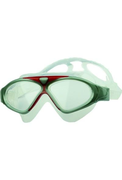 Bermuda Deniz Gözlüğü - Sörf Gözlüğü Silikon Özel Tasarım - 8170