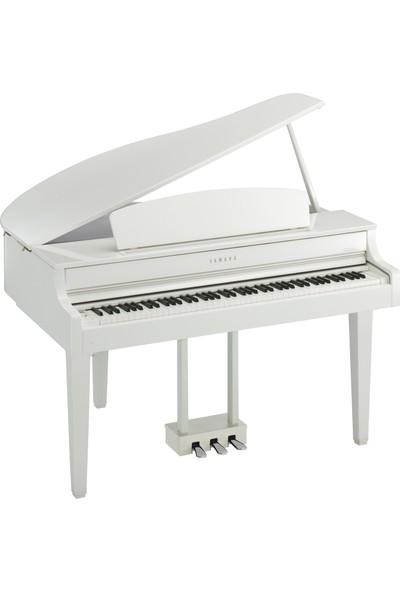 Yamaha Clavinova Clp665Gp Pwh Dijital Kuyruklu Piyano