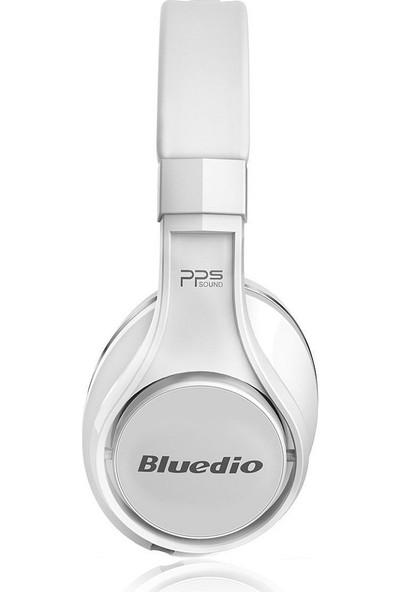 Bluedio UFO 3D PPS Bluetooth 4.1 Kulaklık Beyaz