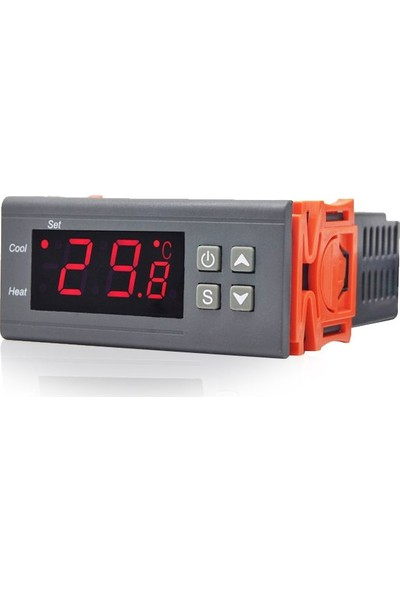 Ringder RC 316M Isı Sıcaklık Kontrol Termostatı