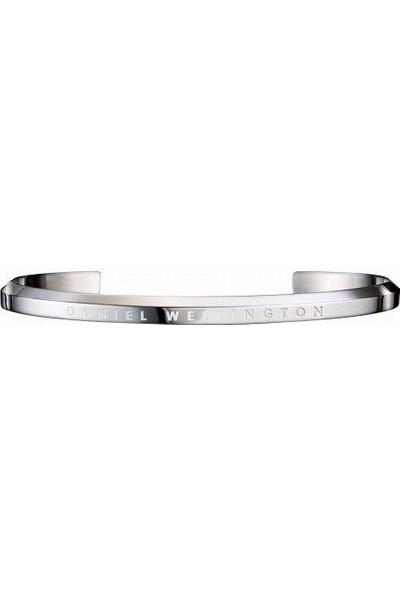 Daniel Wellington-Unisex Bileklik Silver Small