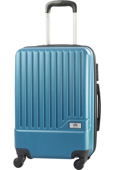 Wexta Buz Mavisi Kabin Boy Küçük Valiz Wx230