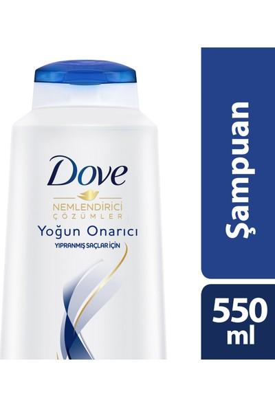 Dove Şampuan Yoğun Onarıcı 550 ml