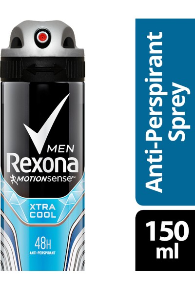 Rexona Deodorant Sprey Xtra Cool 150 ml