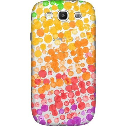Cekuonline Samsung Galaxy S3 Desenli Esnek Silikon Telefon Fiyatı
