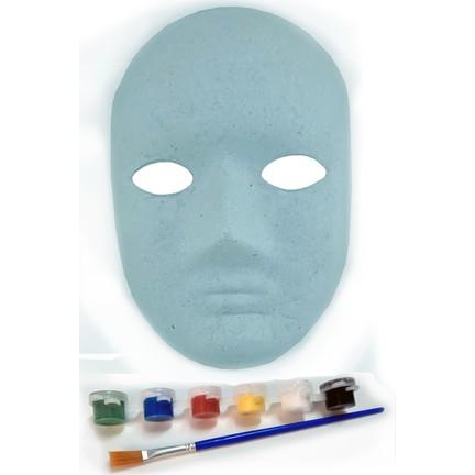 Hayal Maske Boyama Seti Erkek Karton Fiyatı