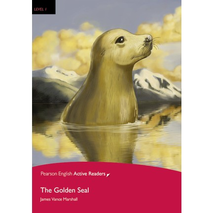 The Golden Seal - Penguin English Active Readers Level 1 (CD Rom Pack)