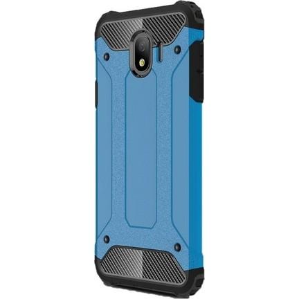 69e711d1506b3 Ehr. Samsung Galaxy J6 Kılıf Ultra Lüx Çift Katmanlı Darbe Emici Crash Kılıf  + Ekran