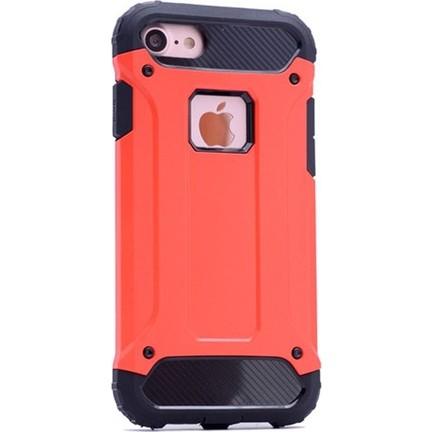 23257bf7aaf37 Ehr. Apple iPhone 6 & 6S Kılıf Ultra Lüx Çift Katmanlı Darbe Emici Crash  Kılıf