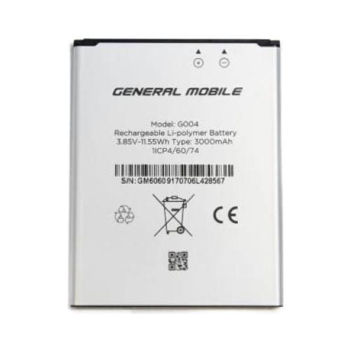General Mobile Gm 6 Batarya Fiyatı Taksit Seçenekleri