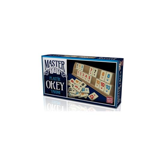 KS Games Master Plastik Okey