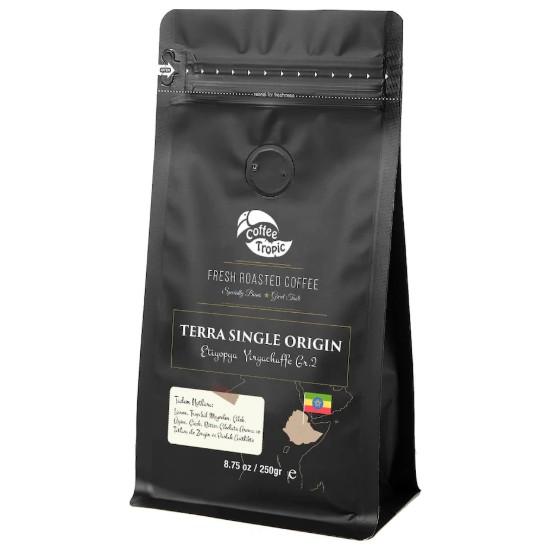 Coffeetropic Terra Single Origin Ethiopia Yirgachaffe 250 gr