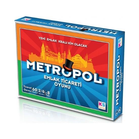 Ks Games Metropol Emlak Ticareti Oyunu