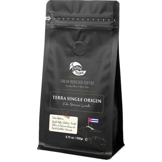 Coffeetropic Terra Single Origin Cuba-Serrano Lavado 250 gr