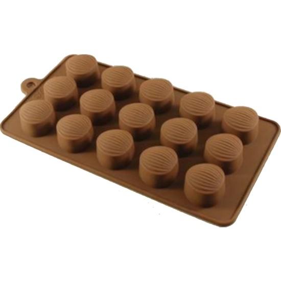 Elitparti Silikon Çikolata Kalıbı Deniz Kabuğu