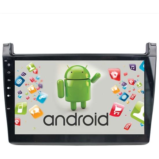 Navimate Volkswagen Polo 2016 Android Navigasyon Multimedya Tv Oem