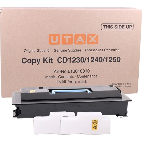 Utax CD-1230-1240-1250 / Triumph Adler DC-2230-2240-2250 Toner