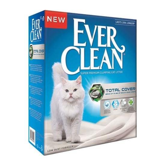 Ever Clean Total Cover Kedi Kumu 6 Lt