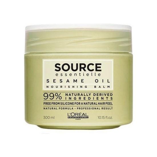 L'Oréal Professionnel Source Essentielle Kuru Saçlar İçin %99 Doğal Besleyici Maske 300ml
