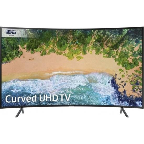 "Samsung UE-55NU7300 55"" 140 Ekran Curved Uydu Alıcılı 4K Ultra HD Smart LED TV"