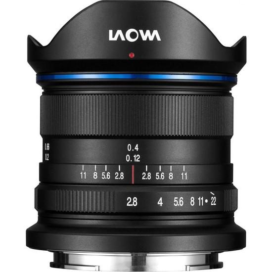 Laowa Venus 9Mm F/2.8 Zero-D Lens