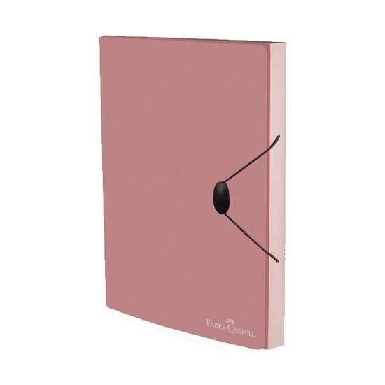 Faber-Castell Toplantı Dosyası Metalik Pembe (stoklarla sınırlıdır)