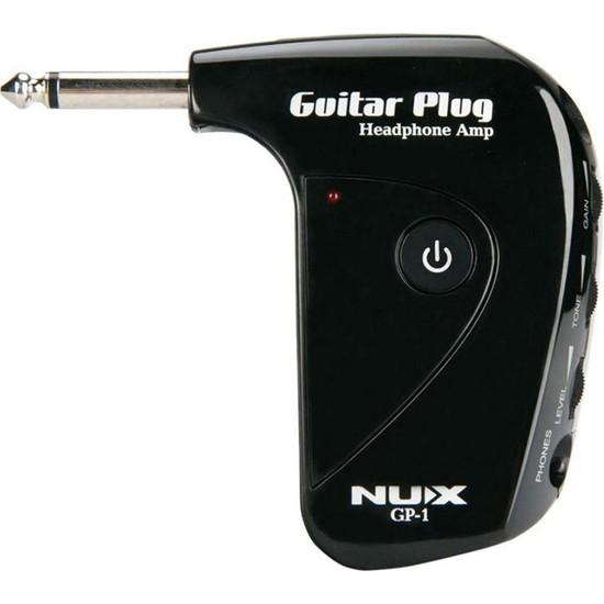 Nux Gp-1 Gitar Kulaklık Amfisi