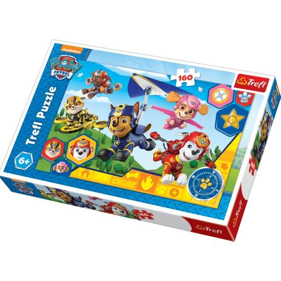 Trefl Puzzle Always Ready, Paw Patrol 160 Parça Puzzle