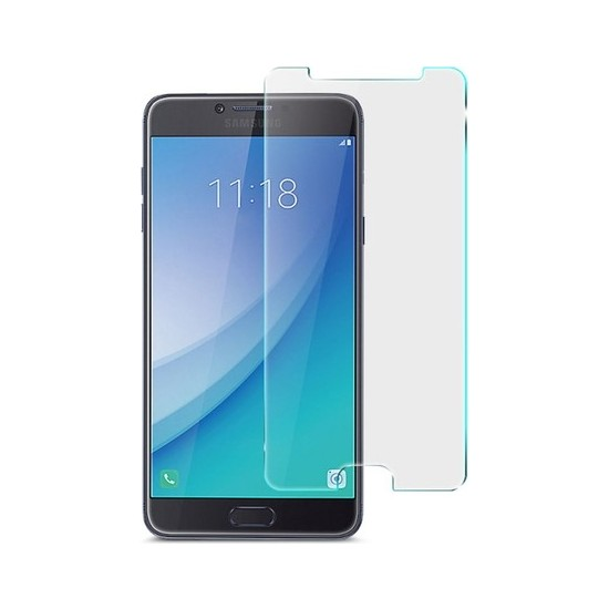 Syronix Samsung Galaxy C7 C7 Pro Cam Ekran Koruyucu 3 Adet