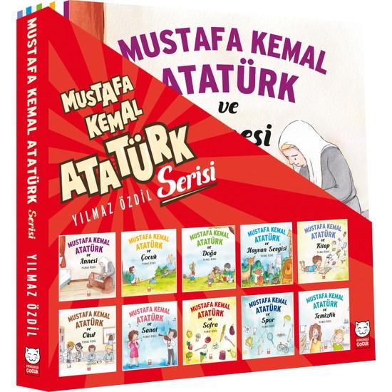 Mustafa Kemal Atatürk Serisi (10 Kitap Takım) - Yılmaz Özdil Ekitap İndir | PDF | ePub | Mobi