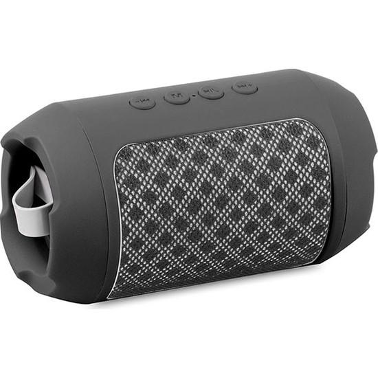 Mikado Md-Bt16 Dynamic Siyah 3W Tf/Aux/Fm Destekli Bluetooth Speaker