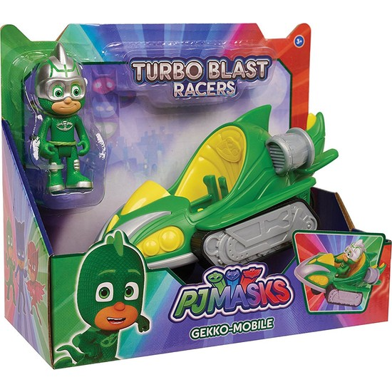 Giochi Preziosi Pjmasks® Pijamaskeliler Turbo Blast Araçlar