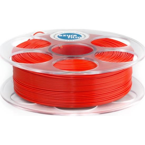 Azure Film PLA Filament - Kırmızı 1,75 mm, 1 kg