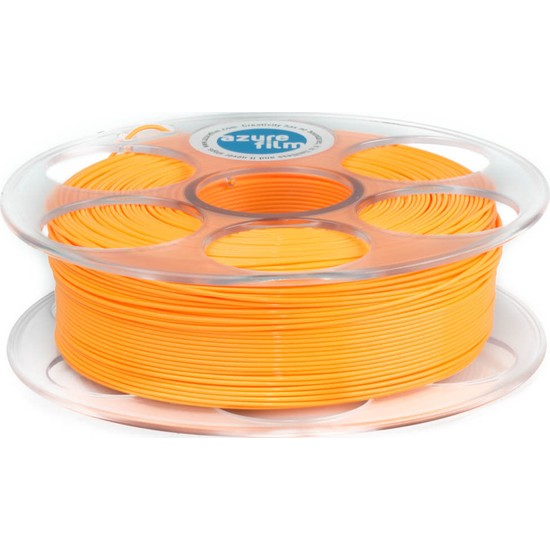 Azure Film PLA Filament - Neon Turuncu 1,75 mm, 1 kg