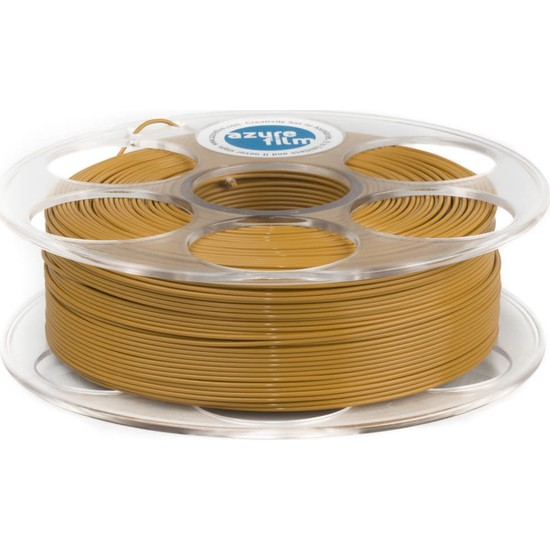 Azure Film PLA Filament - Kahverengi 1,75 mm, 1 kg