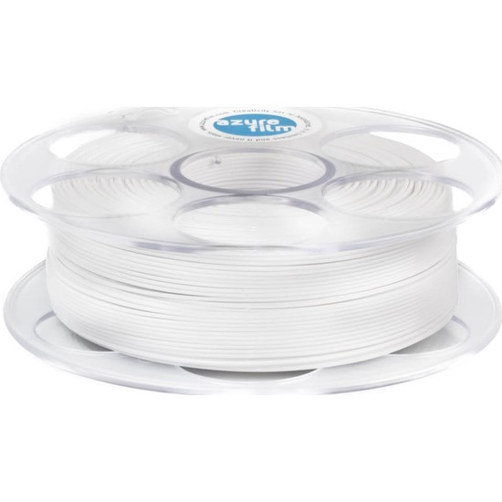 Azure Film ABS PLUS Filament - Beyaz 1,75 mm, 1 kg
