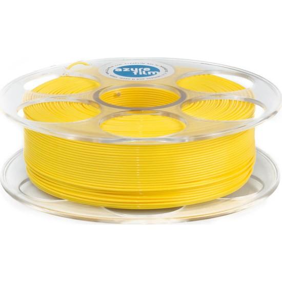 Azure Film ABS PLUS Filament - Sarı 1,75 mm, 1 kg