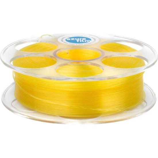 Azure Film PLA Filament - Transparan Sarı 1,75 mm, 1 kg