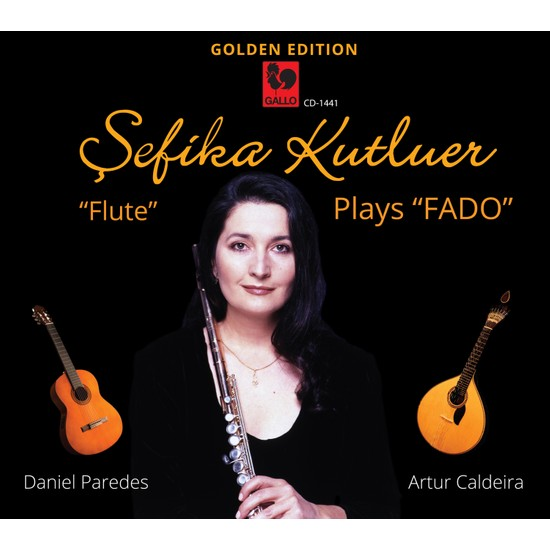 Şefika Kutluer Plays Fado
