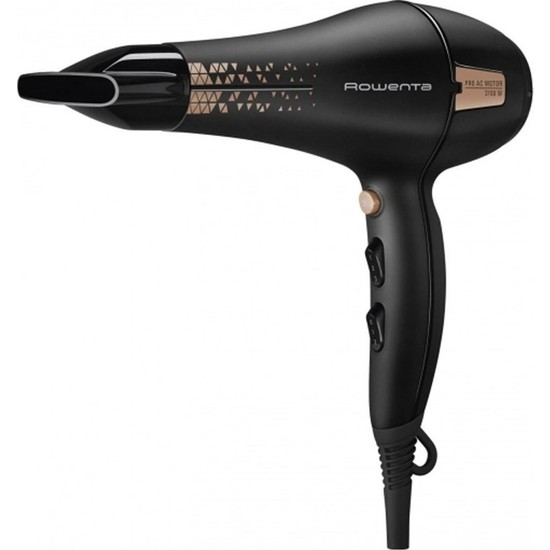 Rowenta 1830007100 CV7819 Signature Pro Ac Copper Saç Kurutma Makinesi